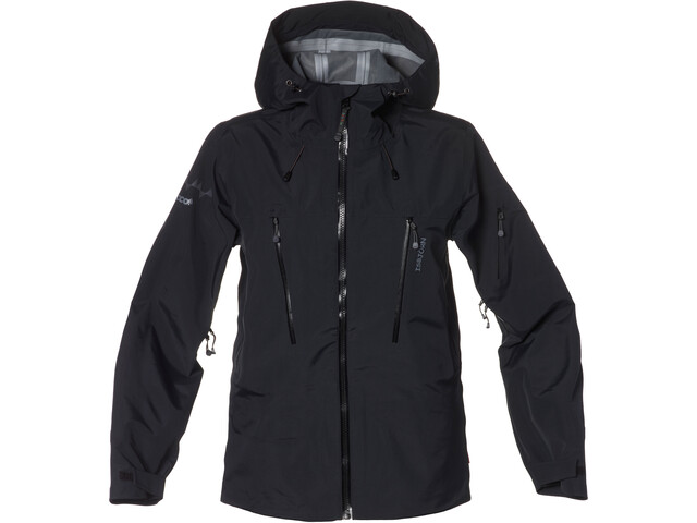 Isbjörn Expedition Hard Shell Jacket Barn black